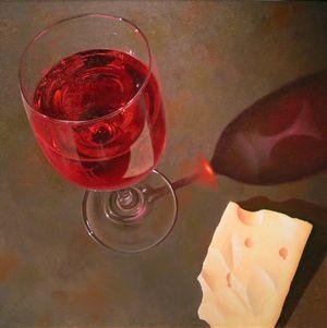 Wine & JarlsbergSm
