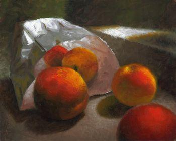 Vanzant Peaches